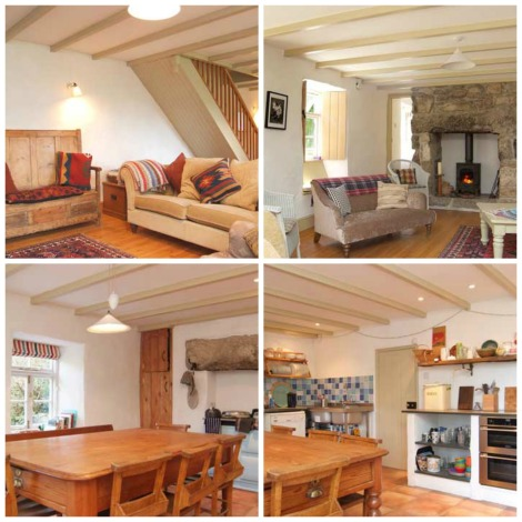 cottage collage
