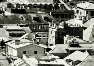 I tetti del centro storico
