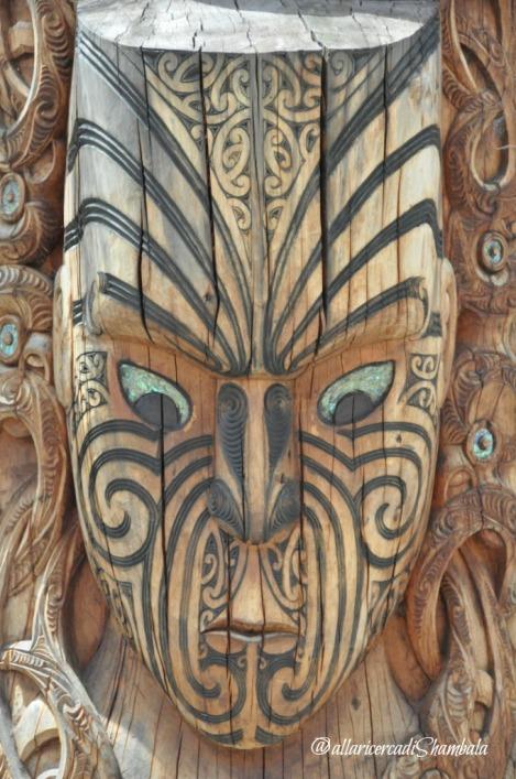 maschera maori 1
