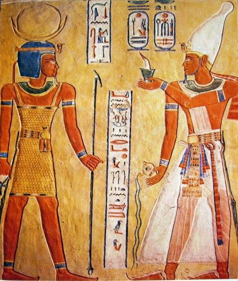 52 antichi egizi - tomba di Khaemuaset
