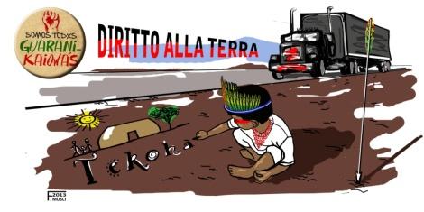 diritto alla terra by Francesca Musci
