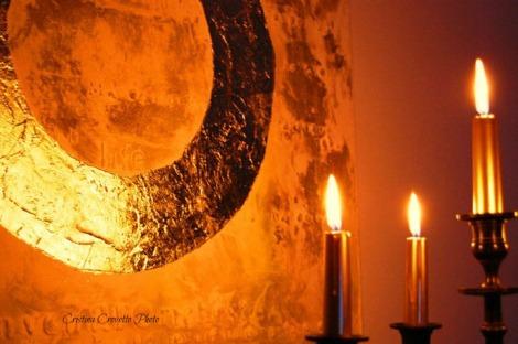 Xmas candles 2