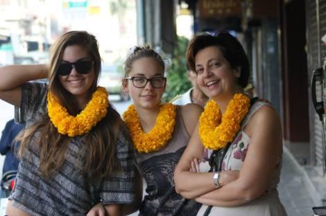 Bangkok Cecilia's family