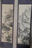 dipinti cinesi su rotoli di carta, Hong Kong