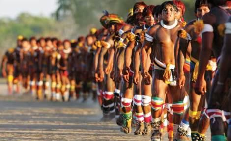 Indios Amazonia