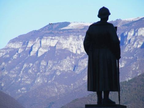 monumento agli alpini - Bassano del Grappa