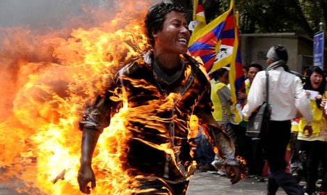 protesta-tibetana