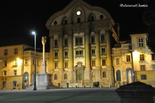 Lubiana by night