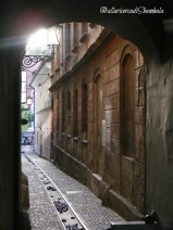 Lubiana scorcio Old town