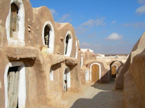 Tunisia Ksar Hadada