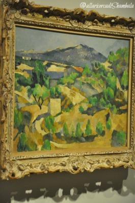 Verso Monet - Cezanne 3