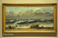 Verso Monet - Courbet