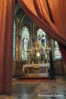 S.Lazzaro degli Armeni, altare