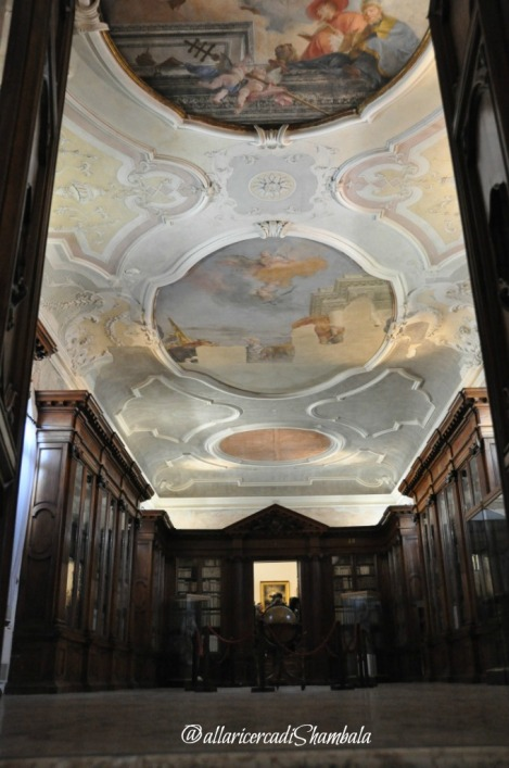 S.Lazzaro degli Armeni biblioteca