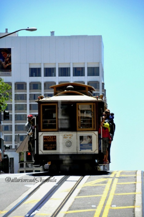 San Francisco Cable Car 3