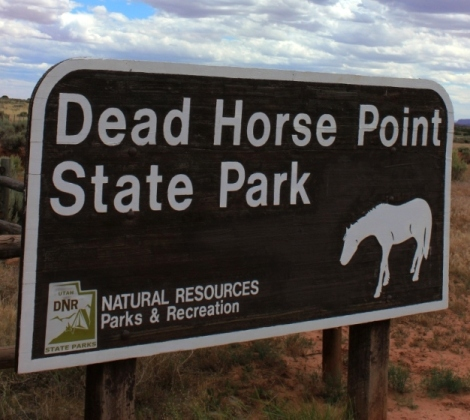 Dead Horse Point ingresso