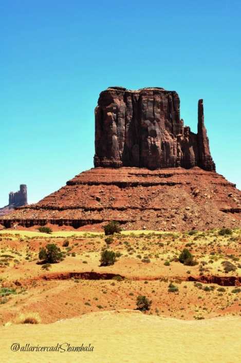Monumet Valley J. Wayne