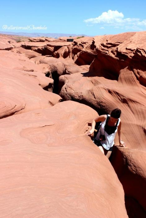 Accesso Antelope Canyon